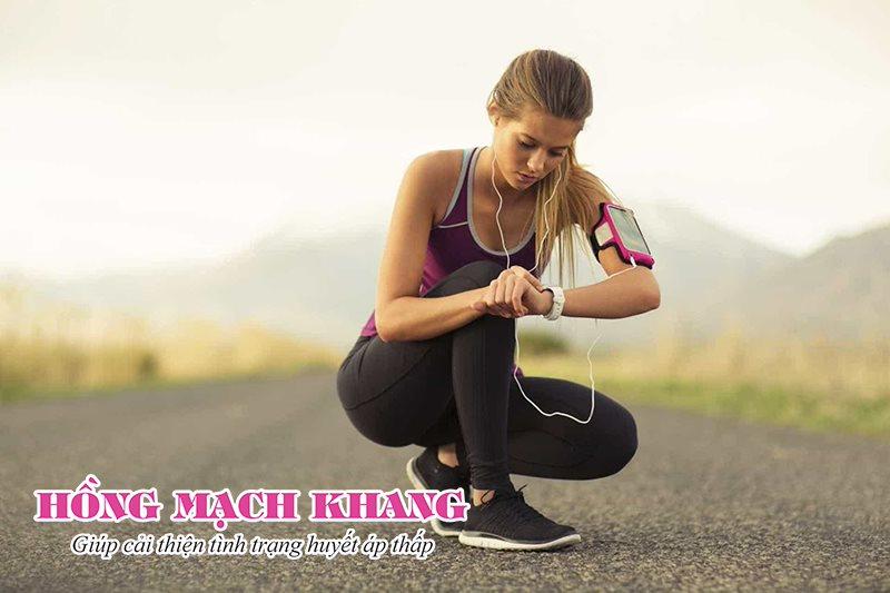 Tập thể dục giúp cải thiện sức khỏe cho người bệnh huyết áp thấp